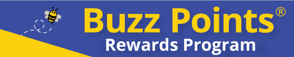 Buzz Points Rewards Program