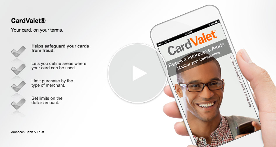 Card Valet (video will open in new window)