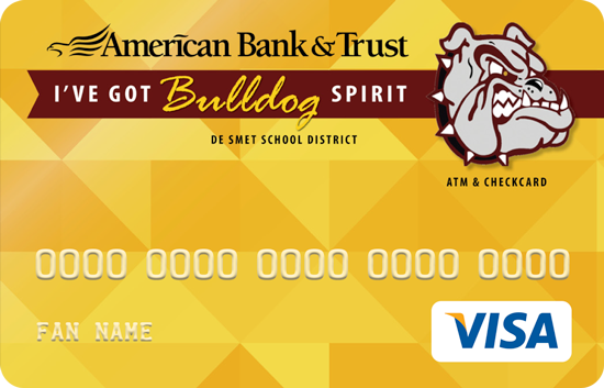 De Smet Spirit Card