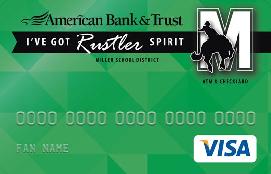 Miller spirit card