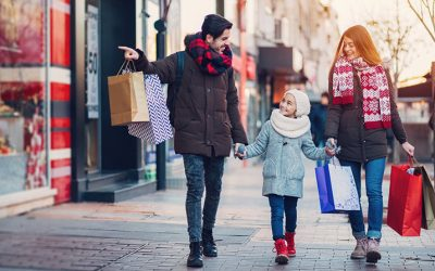 Earn Rewards this Holiday Shopping Season with Buzz Points