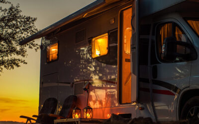 Purchasing a Camper? We've Got 5 Pieces of Important Advice